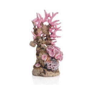 BIORB Reef ornament pink