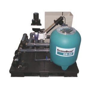 EconoBead Complete EB-50 filtersystem
