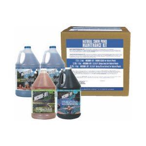 MICROBE-LIFT Maintenance kit for natural swimming ponds