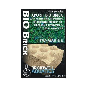 BRIGHTWELL AQUATICS Xport BIO Brick 1 l